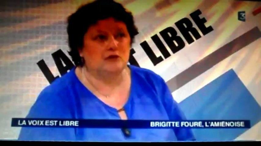 La voix est libre - Brigitte Fouré (3/4)