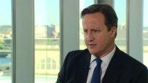 Cameron: Conservative party offers choice over EU referendum