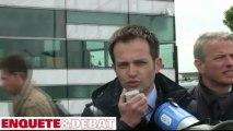 Soutien de Pierre-Yves Bournazel à Clément Weill Raynal devant France Télévision