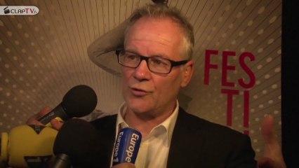Cannes 2013 : Interview de Thierry Frémaux