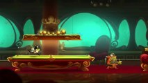 Rayman Legends - 20,000 Lums under the Sea Gameplay Trailer