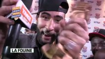 La Fouine rafle 3 TRACE Urban Music Awards !