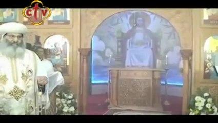 Visite du Pape Tawadros II au Vatican : Consécration de l'Eglise de la Vierge Marie à Rome