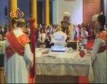 Messe du Pape Tawadros II à l'Eglise Saint Mina à Rome (Mai 2013)