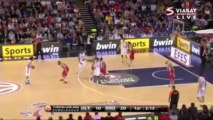 KYLE HINES - Olympiacos Pireaus Euroleague 2013 FINAL-4 London