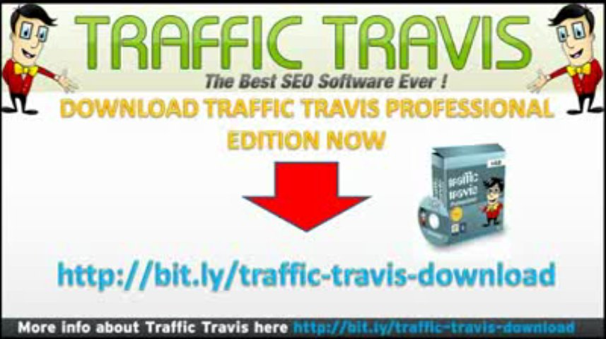 Traffic Travis Free SEO And PPC Software | Traffic Travis Free SEO And PPC Software