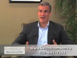 What Keith Thomson Loves About Toronto - Keith Thomson, CFP®, CIM®, FCSI®