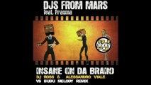 Dj's From Mars & Fragma - Insane (In Da Brain) (Dj Ross & Alessandro Viale Vs BuBu Melody Remix)