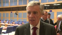 [Reportage] Audition de Nicolas Dufourcq, directeur général de la Banque publique d'investissement (BPI)