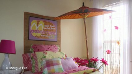 How to Decorate a Headboard _ Ideas for Home Decorating
