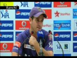 We are very disappointed by the decision says Kolkata Knight Riders all rounder Ryan Doeschate after loss to Pune Warriors