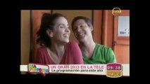 Dia Perfecto - Fiesta 2013 - Saludos de Natalia Oreiro y Adrian Suar