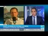15/05/2013 FOCUS: Coupe de monde de football au Brésil - J. Fanciulli - FRANCE 24
