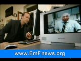 Cell Phone Radiation Shield, Electromagnetic Radiation Health Risks