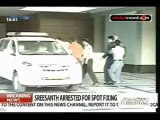 IPL 2013: Sreesanth, two other Rajasthan Royals' players arrested for spot-fixing