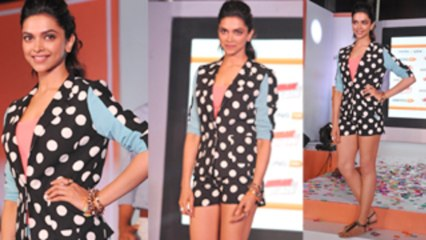 Deepika Padukone Shares Her Summer Fashion Statement!