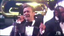 Justin Timberlake - BRIT AWARDS 2013 (MUSIC AT FB WORLD FILMS)