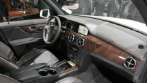 Salon de New York 2012 - Mercedes GLK