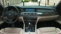 Essai BMW Serie 7 740d xDrive Luxe 2012