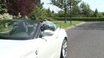 Essai BMW Z4 28i 245 ch BVA8 Pure Design 2012