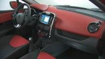 A bord de la Renault Clio 4