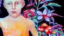 Portraits paysages de Marie-Jeanne Caprasse