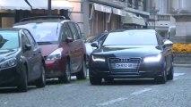 Essai Audi S7 Sportback V8 4.0 biturbo2012