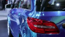 Mercedes Classe B Electric Drive - Mondial de Paris 2012