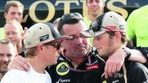 Entretien avec Jean-Louis Moncet sur le retour de Romain Grosjean chez Lotus-Renault en 2013