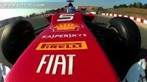 Entretien avec Jean-Louis Moncet avant le Grand Prix F1 d'Abu Dhabi 2012