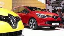 Renault Clio Estate - Mondial de Paris 2012
