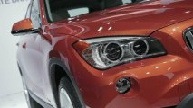 Salon de New York 2012 - BMW X1