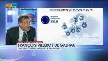 François Villeroy de Galhau, DG délégué de BNP Paribas dans L'invité d'Hedwige Chevrillon - 16 mai