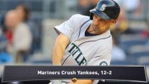 Red Sox Cruise, Yankees Crushed