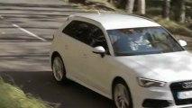Essai Audi A3 Sportback 2.0 TDI