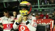 Entretien avec Jean-Louis Moncet après le Grand Prix de Singapour 2011
