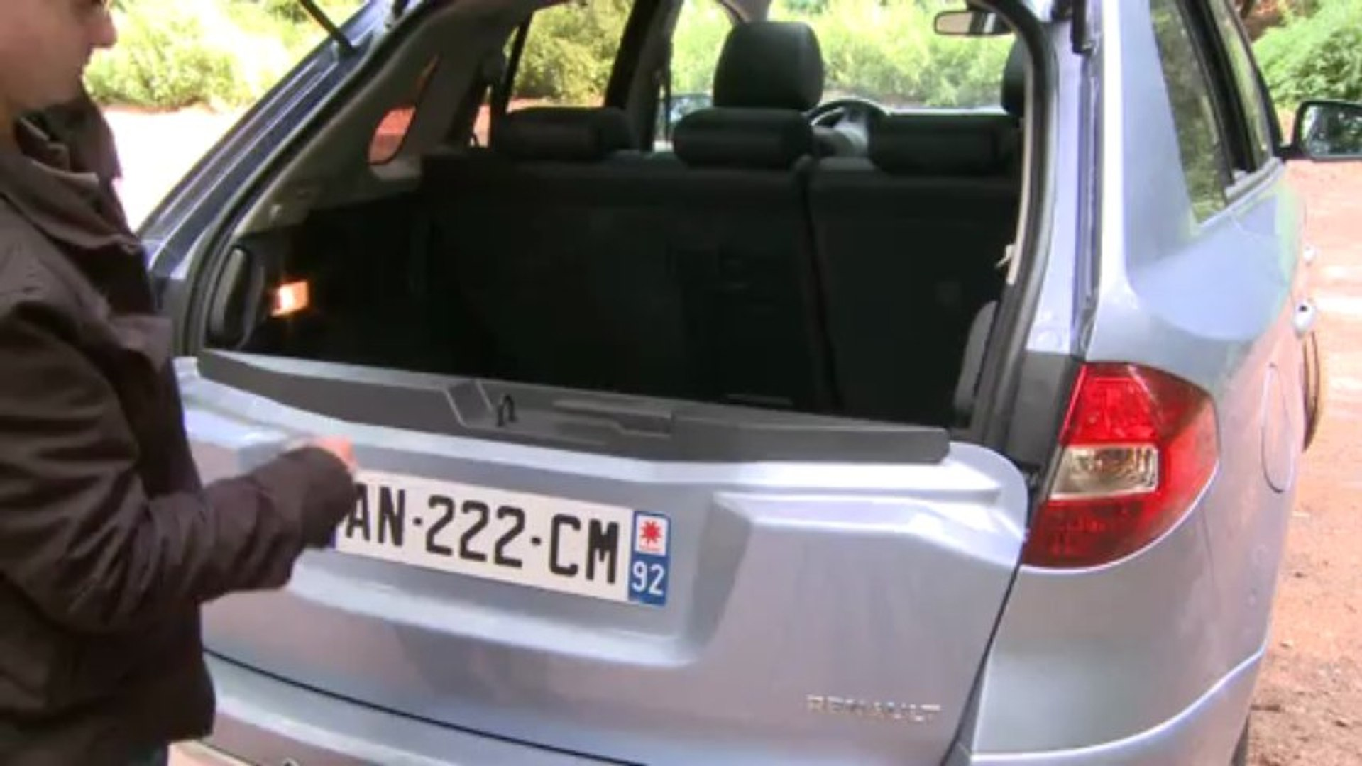 Essai Renault Koleos 2 0 Dci 150 4x4 Exception 2011 Video Dailymotion