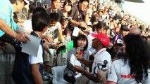 Entretien avec Jean-Louis Moncet avant le Grand Prix du Japon 2011