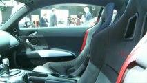 Audi R8 GT en direct du Mondial de Paris 2010