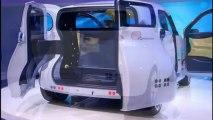 Nissan TownPod en direct du Mondial de Paris 2010