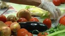 Concours des saveur : un concours de cuisine organisé à la Banque alimentaire