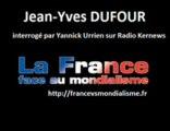 Interview de Jean-Yves Dufour sur Kernews le 5 avril 2013