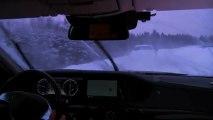 Mercedes-Benz S-Class Winter testing