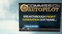 """ Commission Autopilot - Insane Epc - 70% Commissions! (view mobile)  