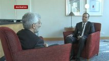 "Jalili a Euronews: ""Nadie se plantea atacar a Irán"""