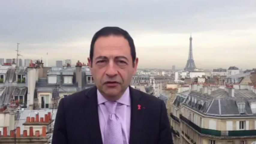 Message de Jean-Luc Romero pour la grande scène contre l'homophobie à Marseille