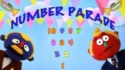 The Number Parade story