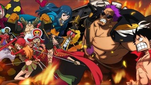 One Piece Z Stream
