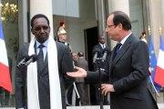 Point de presse avec M. Dioncounda TRAORE, président de la République du Mali