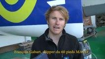 François Gabart - Mise aux enchères montre Ralf Tech